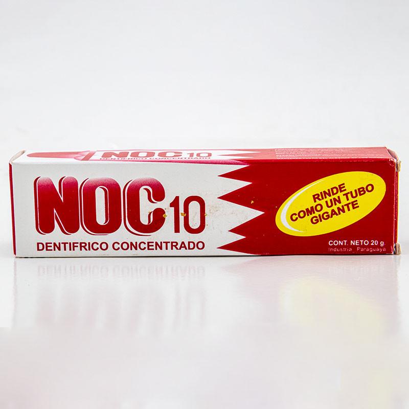 NOC 10 Concentrado